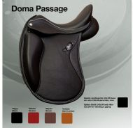 Zaldi competition dressage saddle DOMA PASSAGE